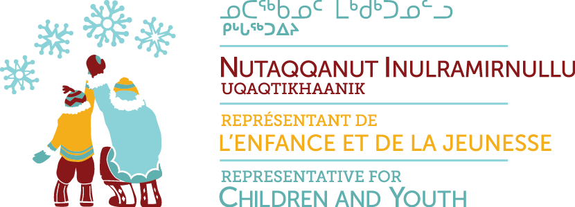 Office of the Representative for Children and Youth - logo image